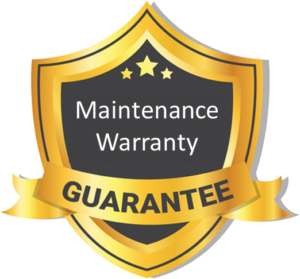 Maintenance Warrantee Guarantee